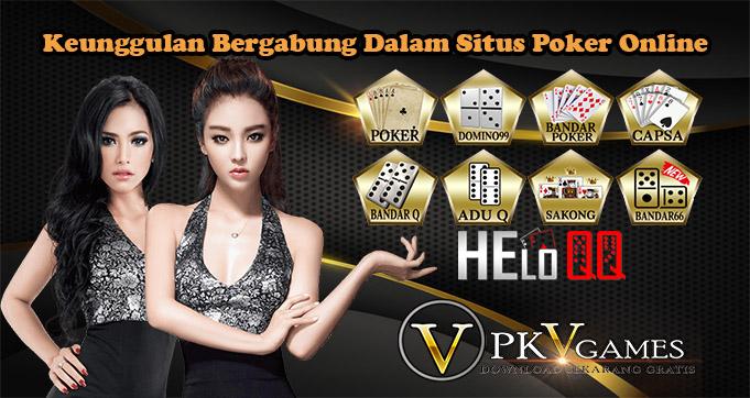 Keunggulan Bergabung Dalam Situs Poker Online