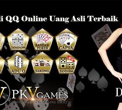 Situs Judi QQ Online Uang Asli Terbaik